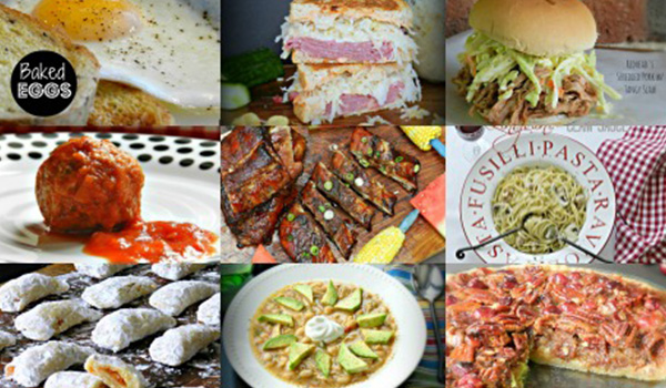 Image of easy recipes to make