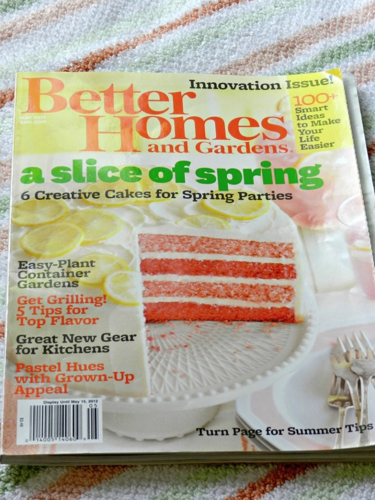 Pink Lemonade Cake Better Homes And Gardens Home