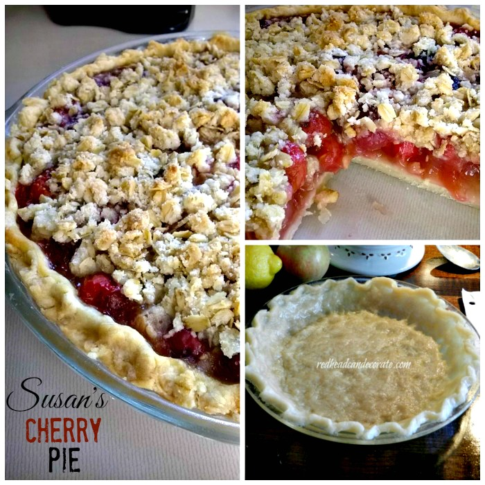 Susan's Cherry Pie