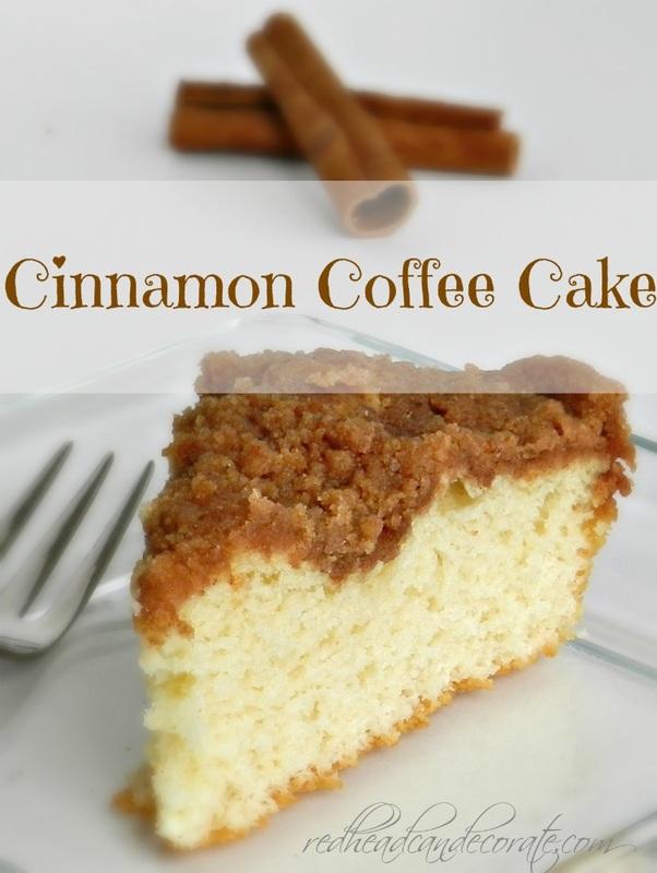 Coffee Cake Sherry
