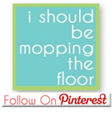 i should be mopping the floor on Pinterest