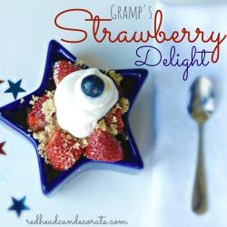 Gramps Strawberry Delight 250