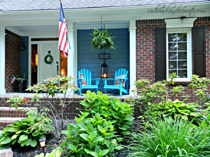 Home Decorating.Com redheadcandecorate's home tour - redhead can decorate