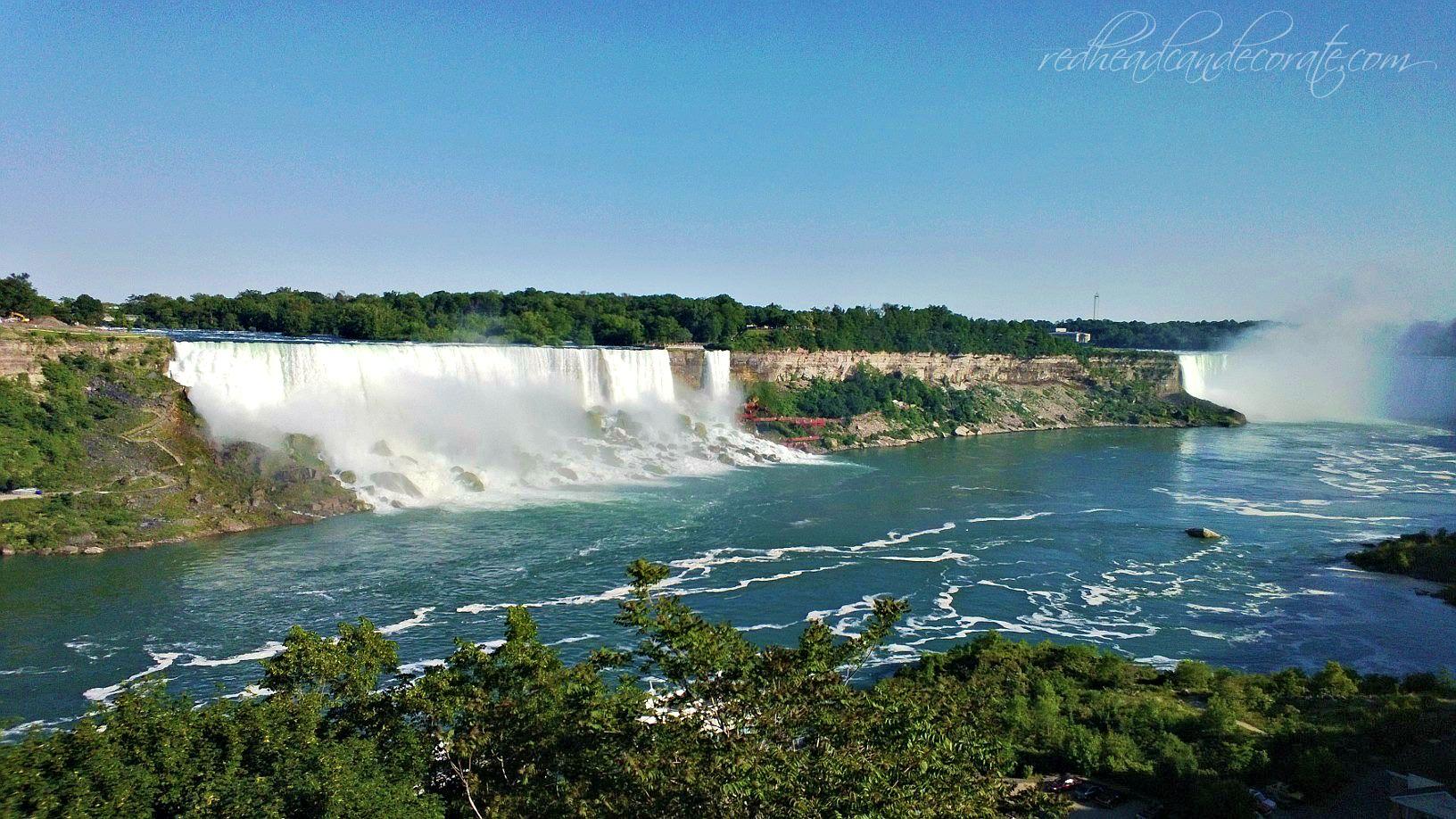 Niagara on the Lake Redhead Can Decorate com
