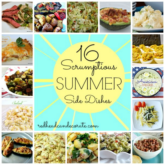 16 Summer Side Dishes