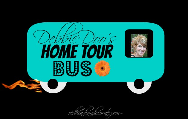 Debbie's tour bus