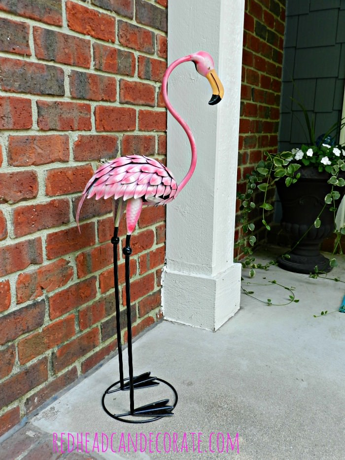 Summer Porch Makeover Redhead Can Decorate.com