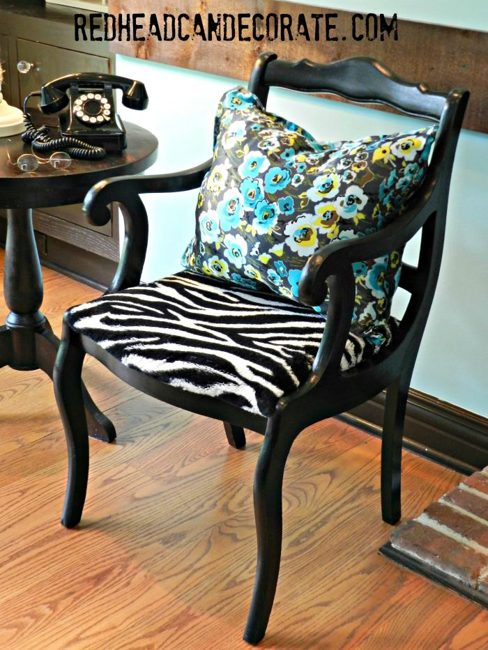 chair and pillow 2