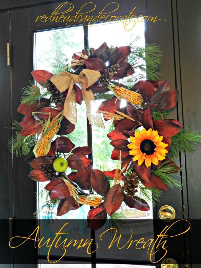 Autumn Wreath 1