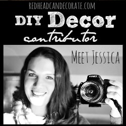Jessica DIY DECOR button