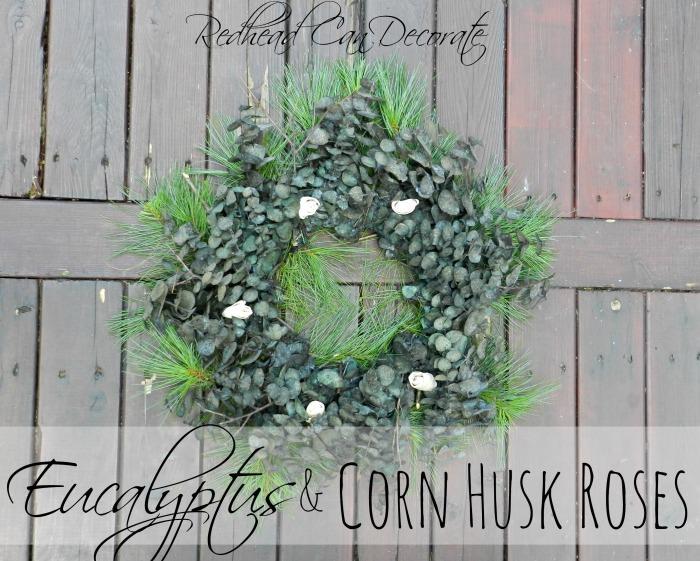 Corn Husk Roses