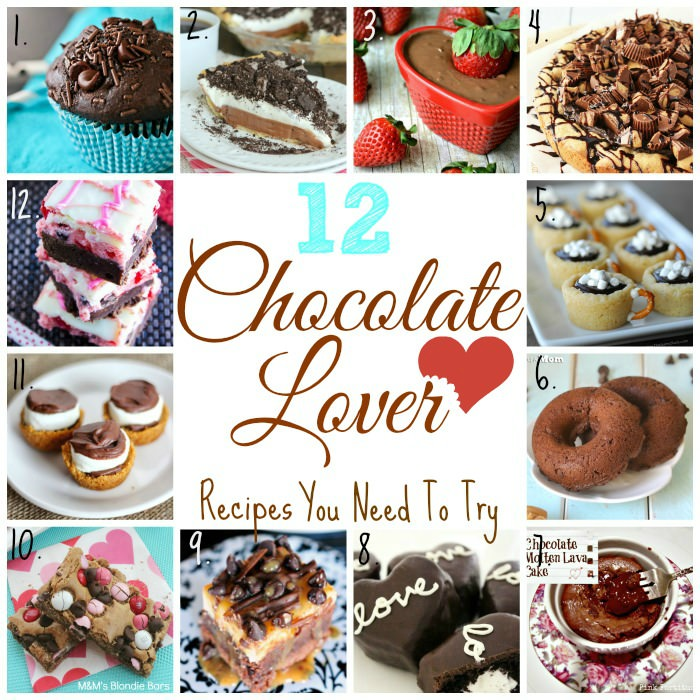 Chocolate Lover Recipes