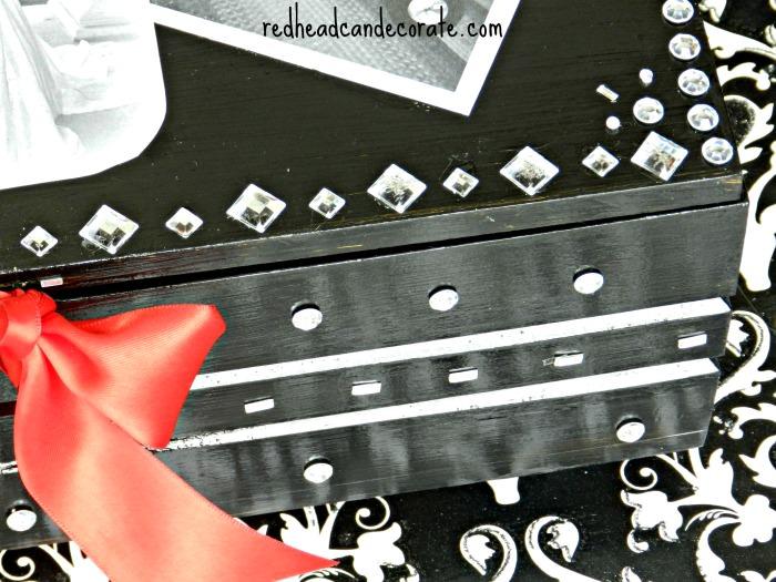 DIY Keepsake Box-so easy!