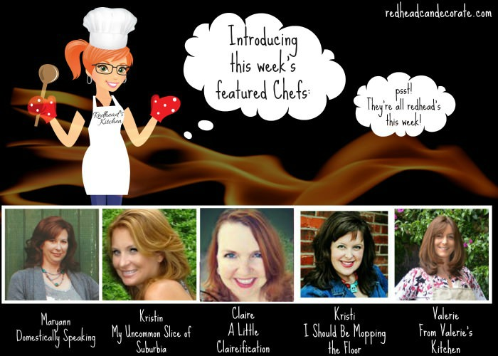 Featured Chefs @ Redhead's Kitchen