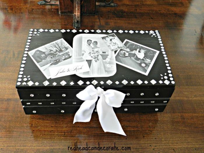 Keepsake Wedding Box