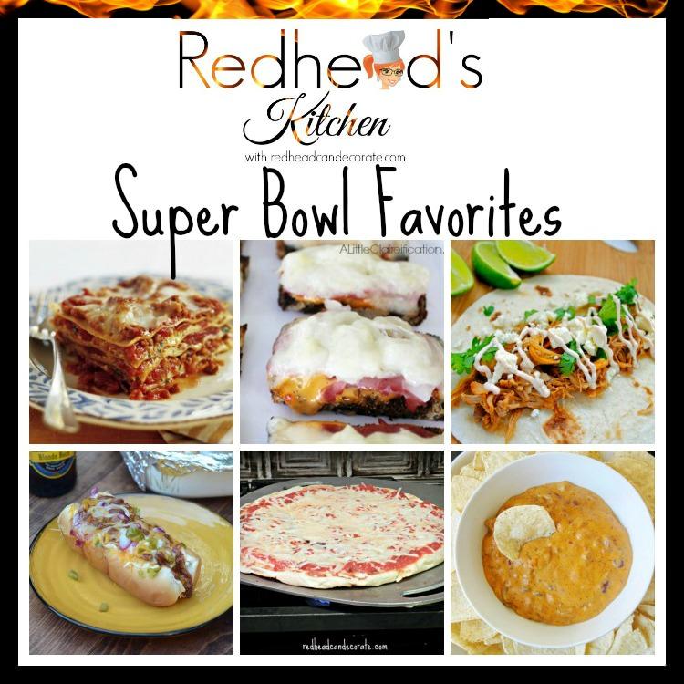 Super Bowl Favorites