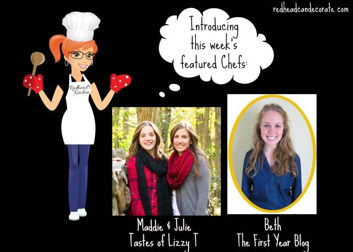 Redhead's Kitchen Featured Chefs