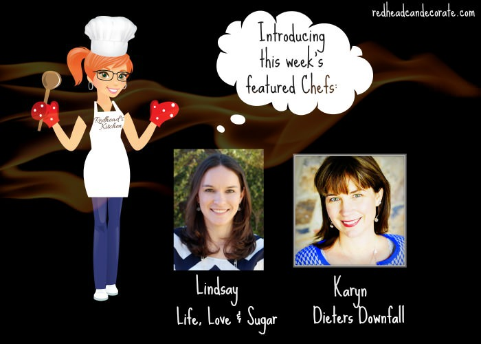 Redheads-Featured-Chefs Death by chocolate and fries