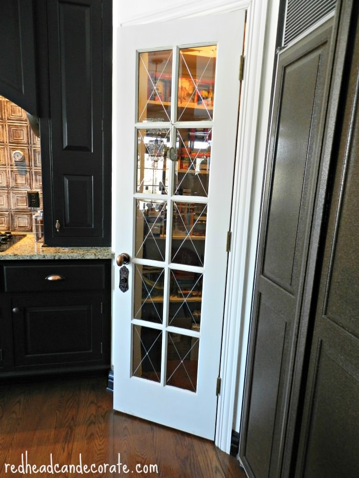 Antique Hardware for Doors Kitchen Cabinets &amp Drawers  Redhead Can Decorate - Copper Kitchen Cabinet Knobs