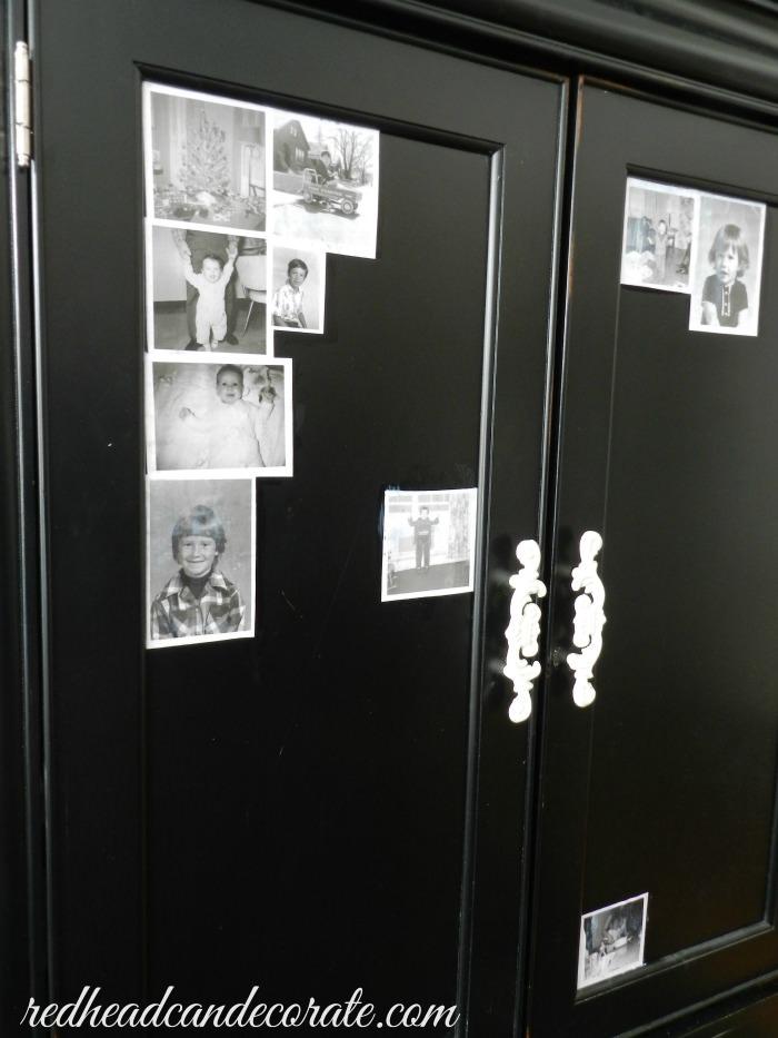 armoire w: photo