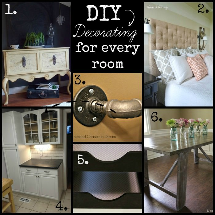 DIY Decoration for every room!