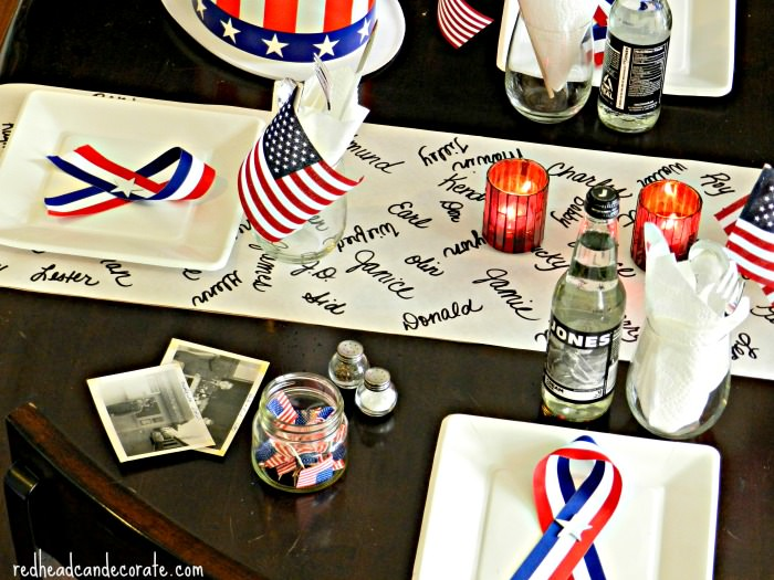 Memorial Day Celebration Ideas