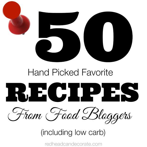 50 Favorite Recipes