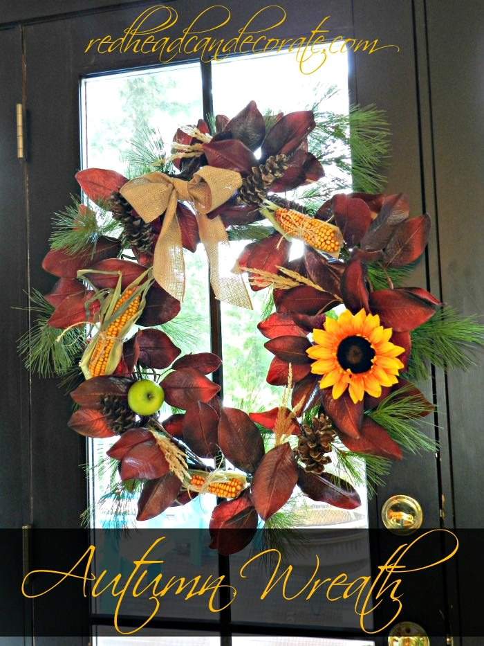Autumn Wreath 1