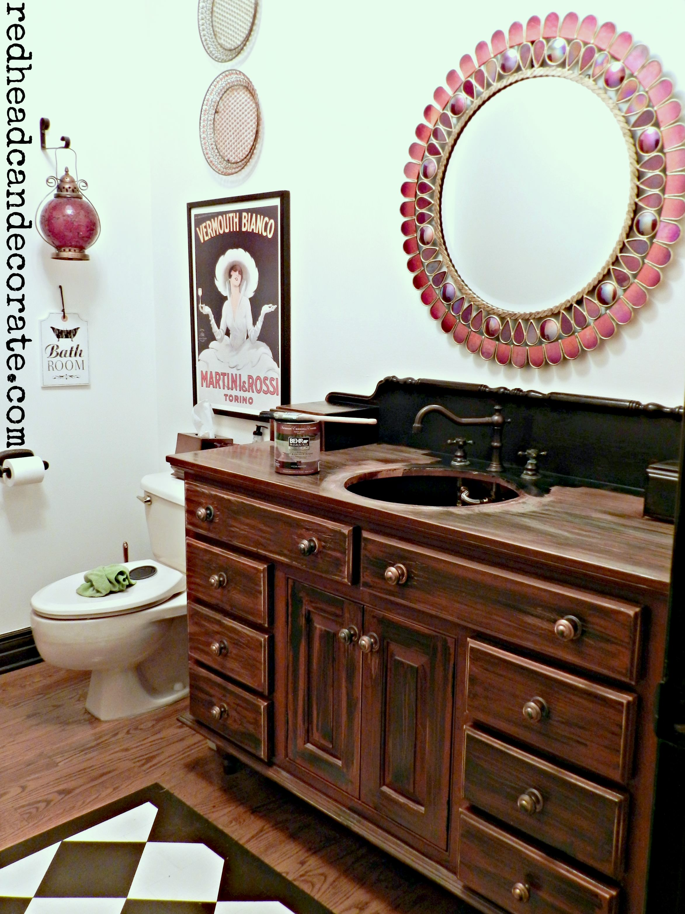 Vanity Light Makeover : 100+ [ Makeover Bathroom Vanity ] Condo Blues The Bathroom Vanity Hunt Begins Maybe,How To ...