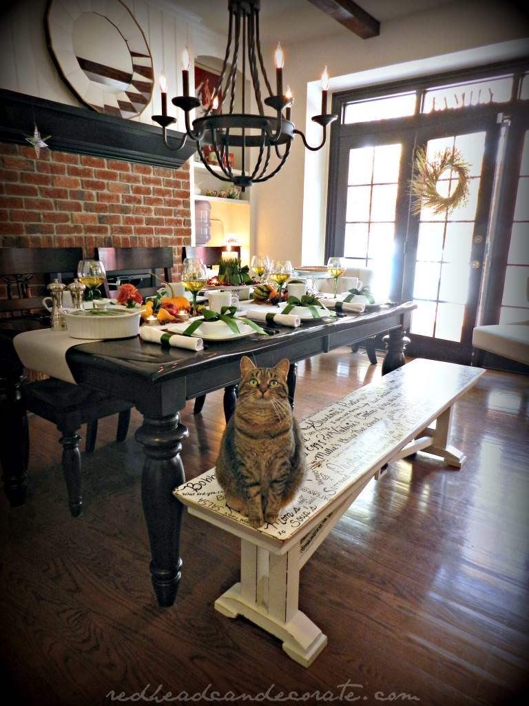 Pretty Thanksgiving Table Ideas