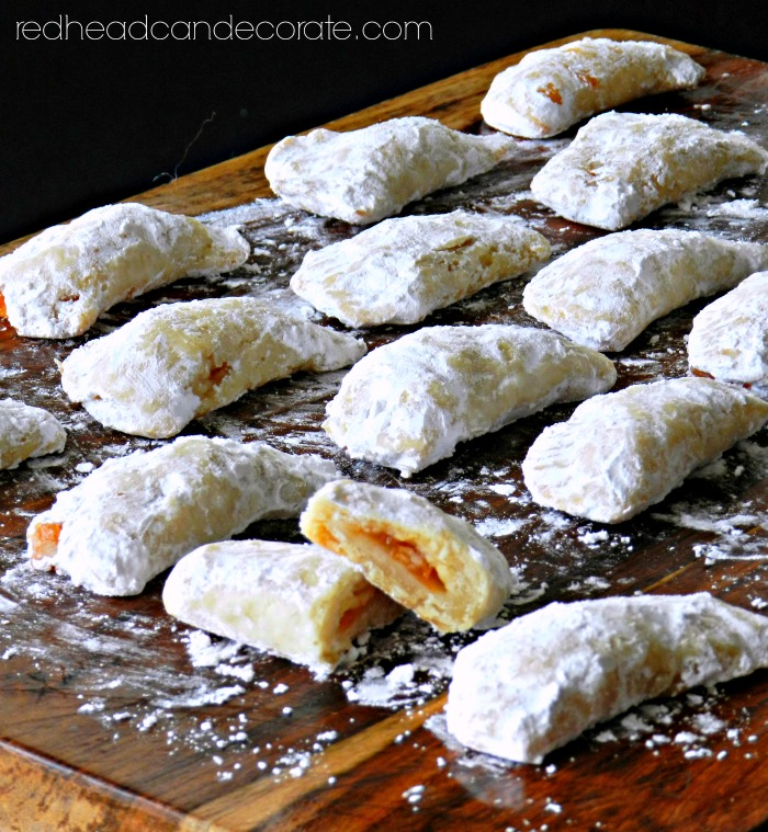 Apricot Pockets Redhead Can Decorate