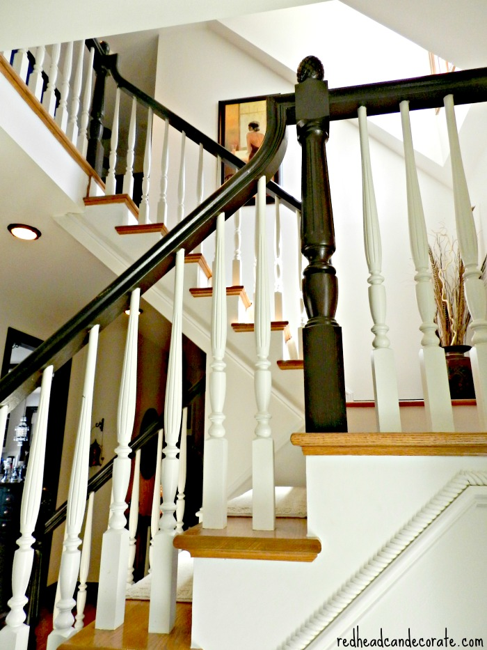 Beatiful Stairs Makeover