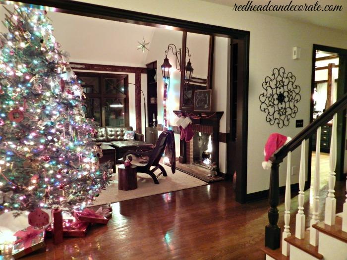 Pretty Christmas Home Tour