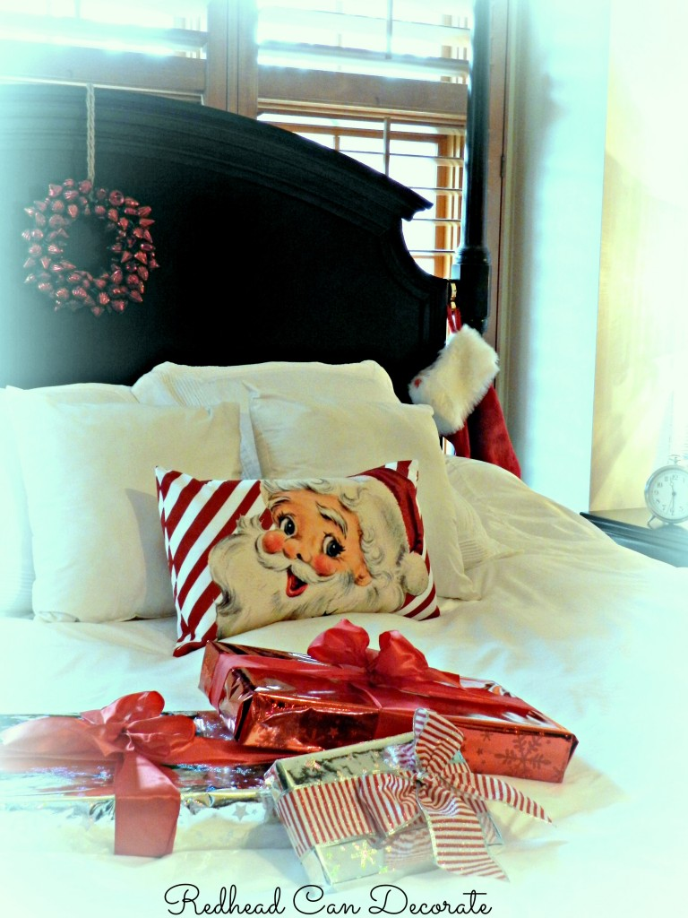 Where to find this cute Santa pillow...