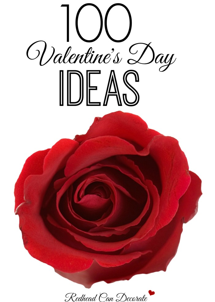 100 Valentines Day Creations by 10 Creative Bloggers