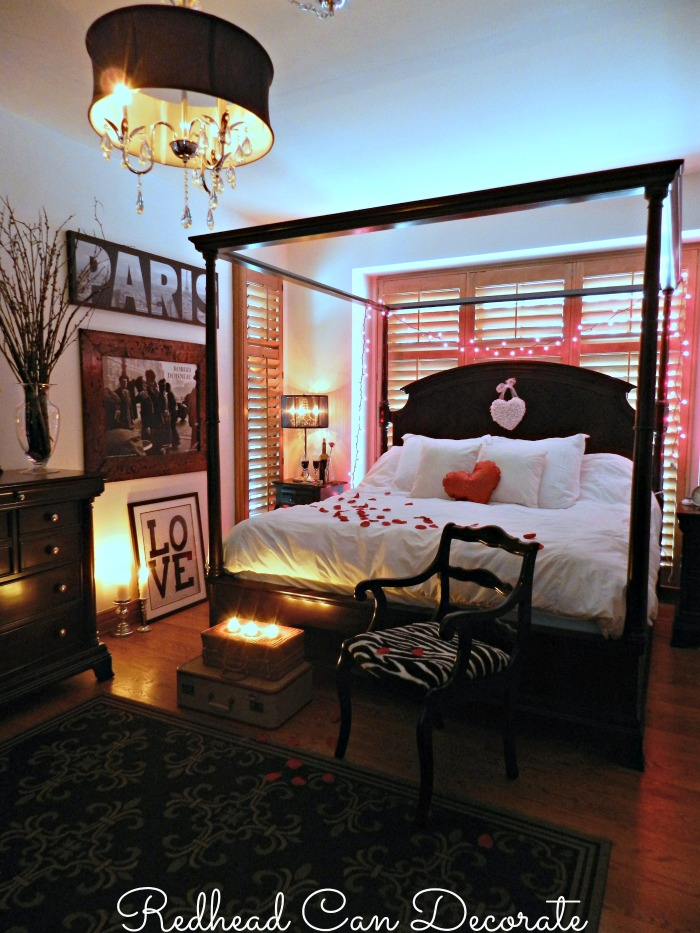 Romantic Room Designs: Redhead Can Decorate