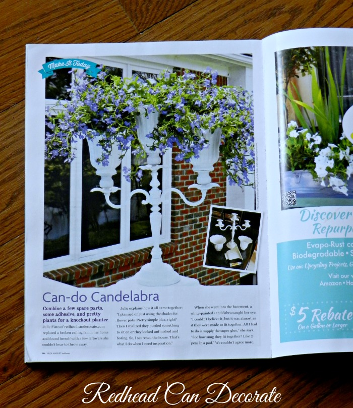Candelabra Magazine Feature