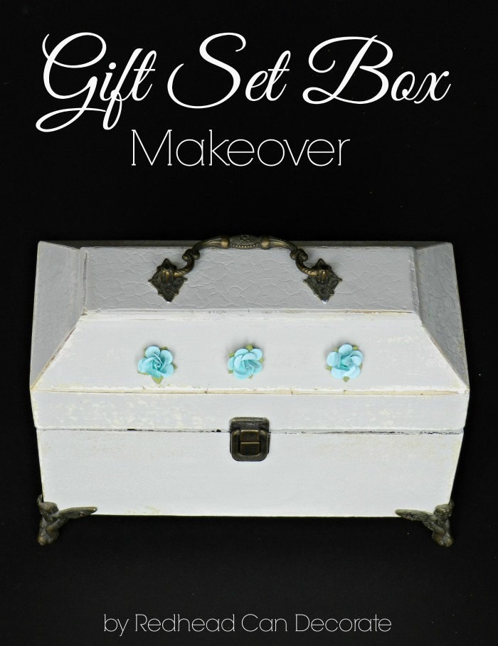 Gift Set Box Makeover
