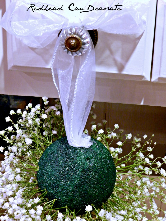How to make a DIY Baby's Breath Flower Ball (for any special occasion)