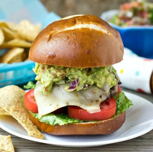 Guacamoli Burger