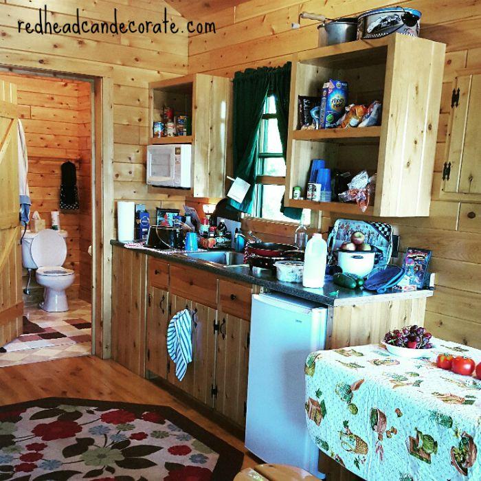 Mackinac Cabin 2015