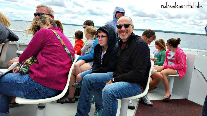 Mackinac Island Ferry Ride