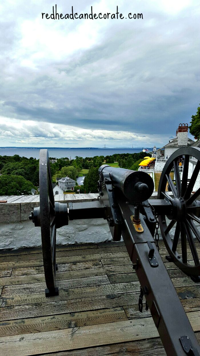 Mackinac Island Fort