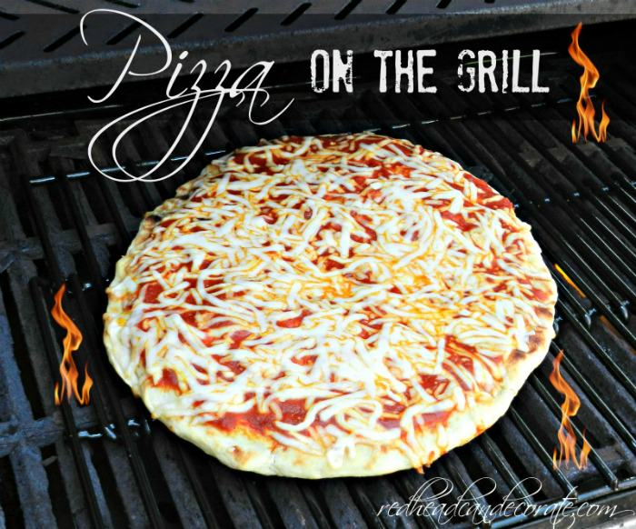 Pizza-on-the-Grill-Redhead-Can-Decorate-@-Debbiedoos