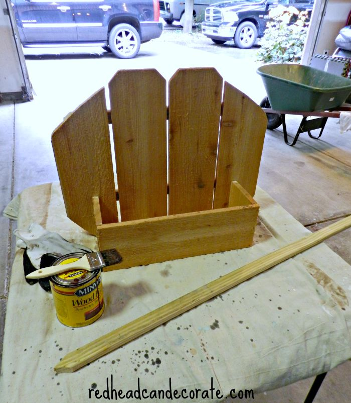 Home Depot Pumpkin DIY Workshop