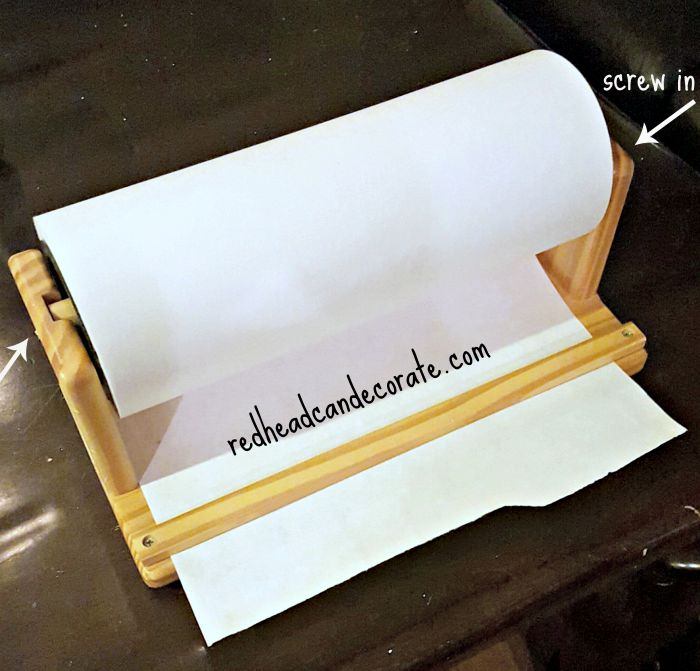 Paper Roll Message Board Tutorial
