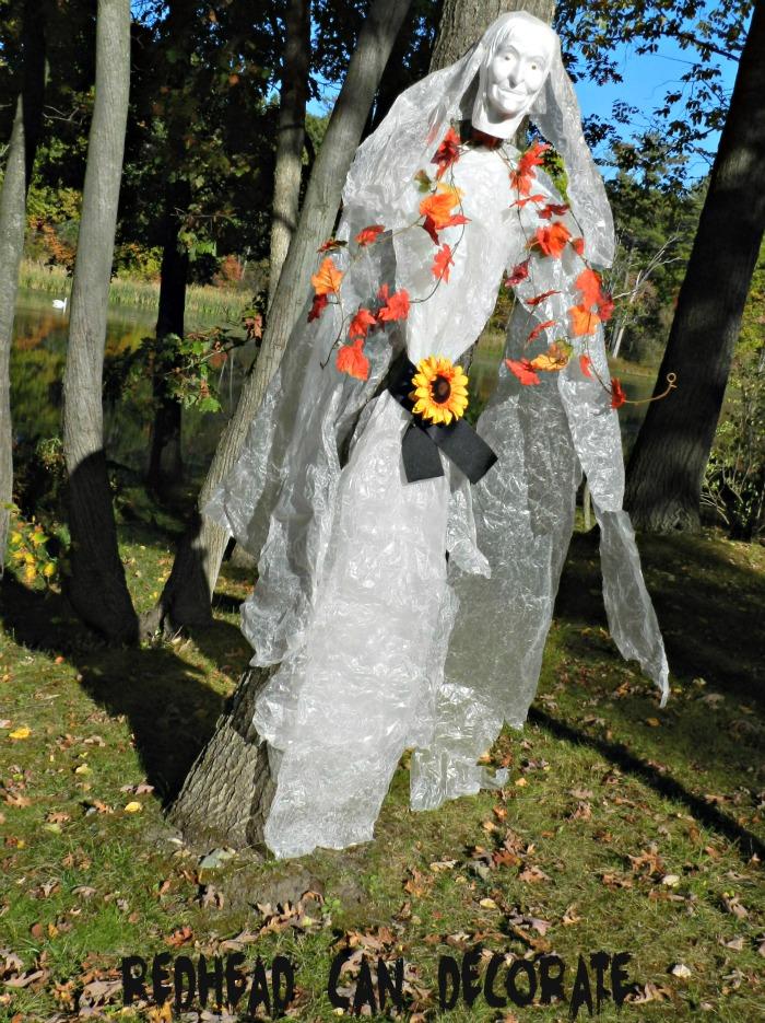 Wax Paper Bride Tutorial