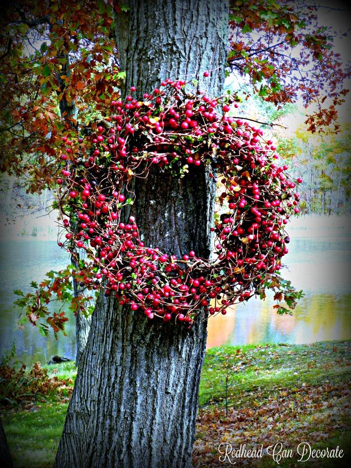 Wreath Giveaway