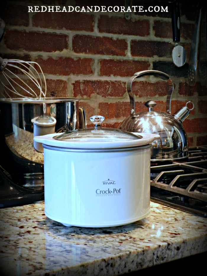 Mini Crockpot Bling