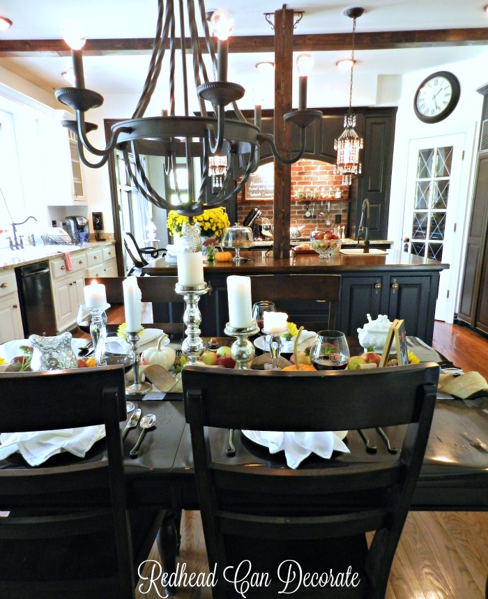 Thankful Kitchen by Redhead Can Decorate